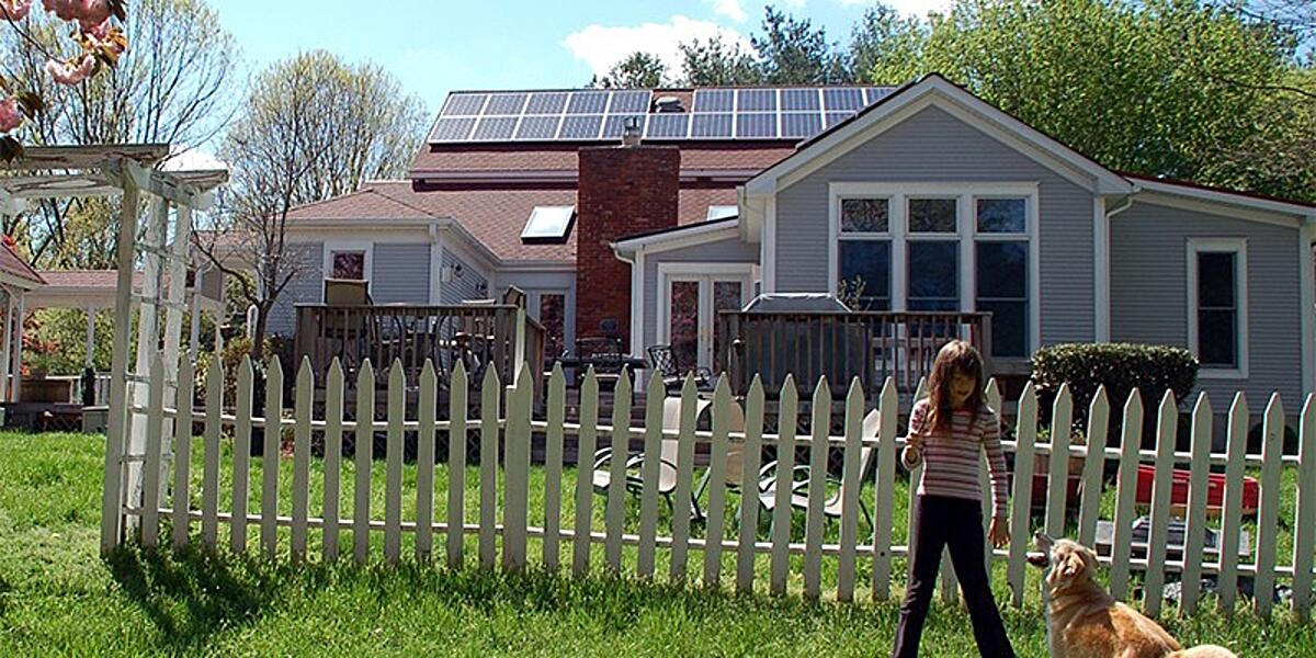 Do you have a customer selling their home? See how solar affects the sale.