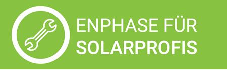 Enphase Webinare für Solarprofis